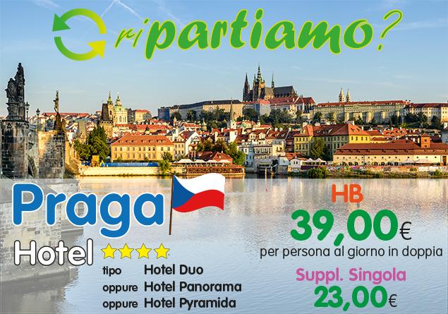 Ripartiamo a Praga