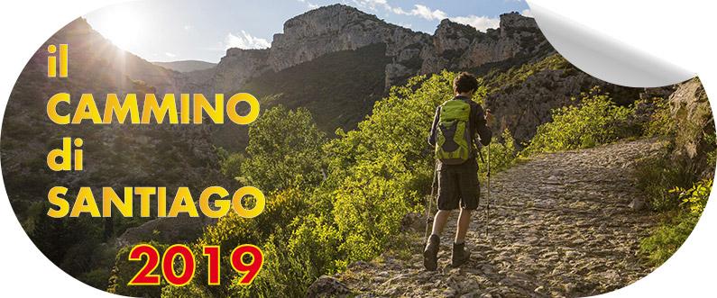 Il Cammino di Santiago estate 2019