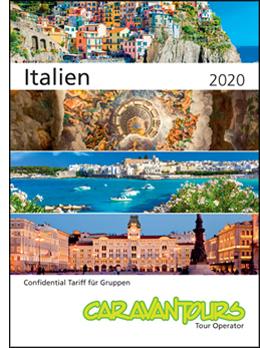 Katalog Italien Gruppenreisen 2020