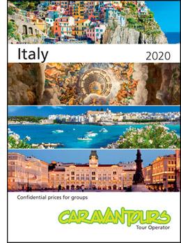 Catalogue Italy travel group 2020